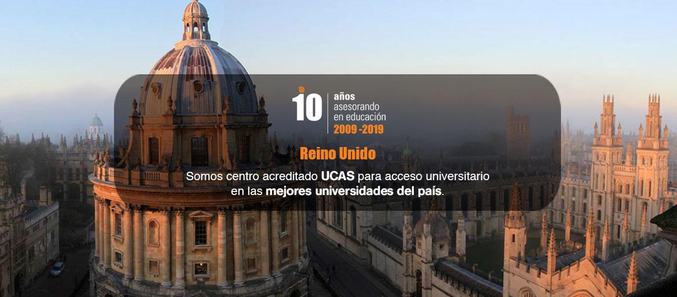 Acceso Universitario UCAS